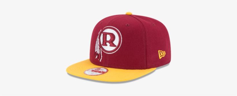 Washington Redskins Nfl New Era 9fifty Original Fit - Nfl Historic Los Angeles Rams Baycik 9fifty Snapback, transparent png #821921