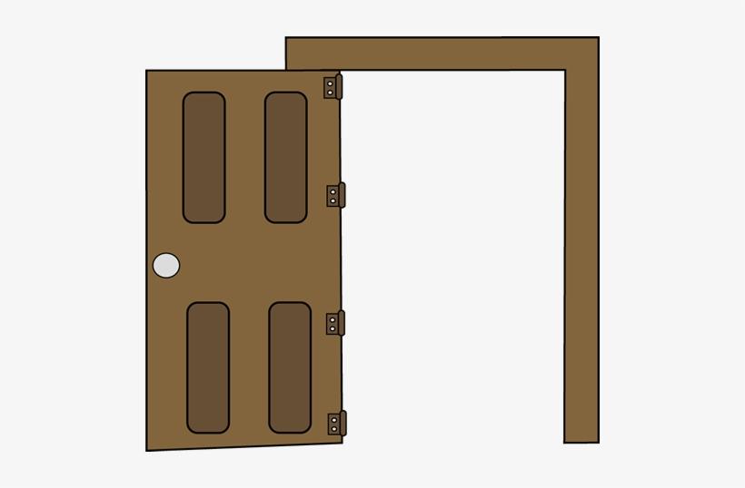 Open Door Clipart - Door Open Clip Art, transparent png #822336