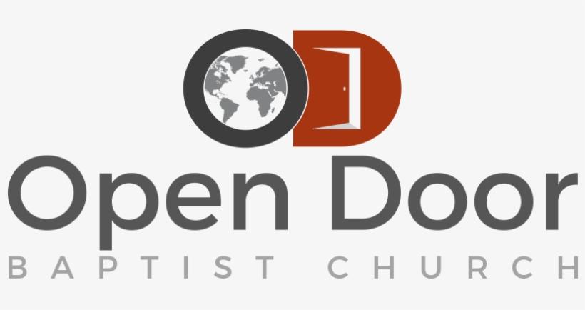 Open Door Baptist Church Logo, transparent png #822608