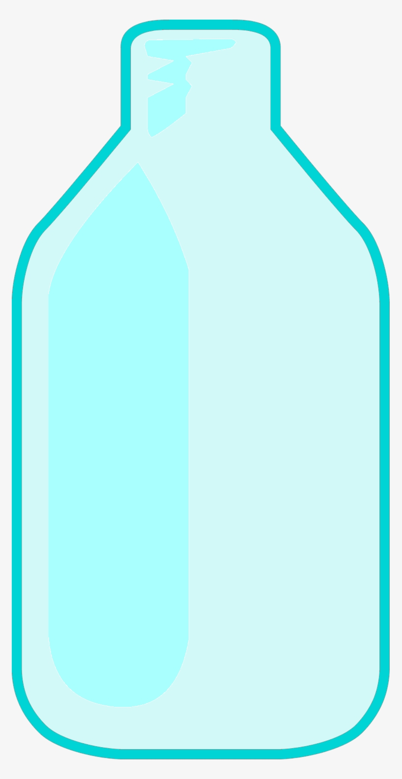 Snow Bottle Body - Bfb New Bottle Body - Free Transparent