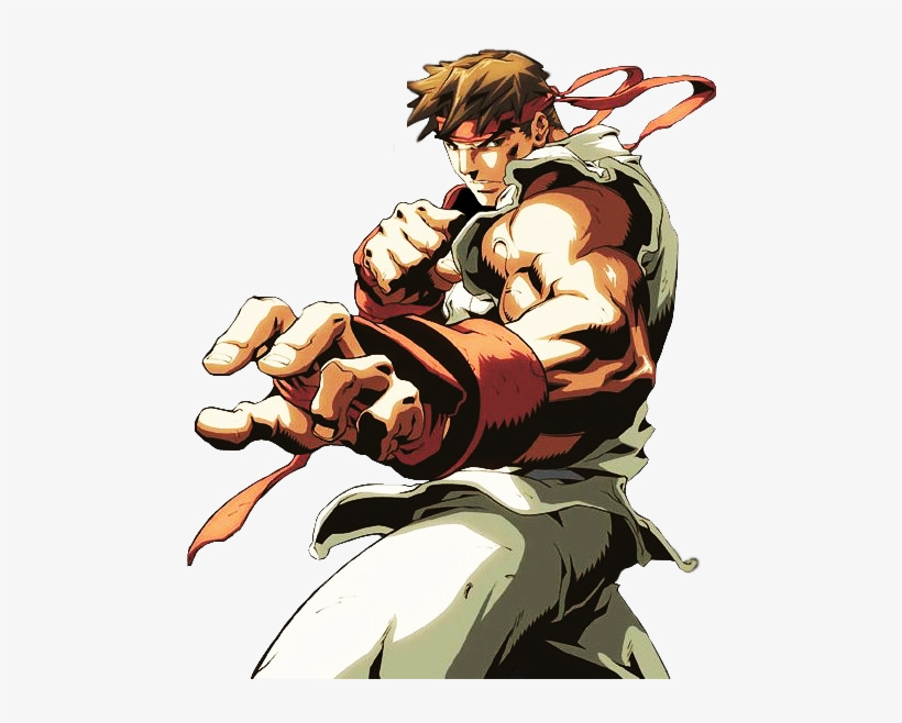 126 Renders - Street Fighter Ryu, transparent png #825826