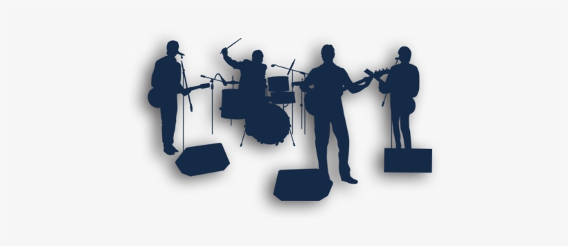 Live Music Here - Drums Music Wall Clock, transparent png #828330