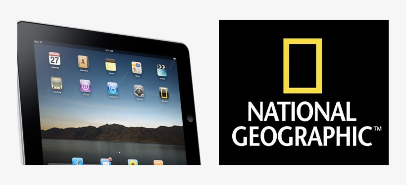 National Geographic App Icon - Nat Geo App Logo, transparent png #829409