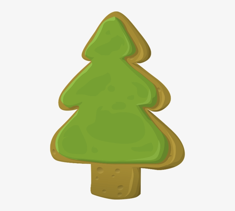 Challenge Of Christmas Cookies And What To Do About - Christmas Tree Cookie Png, transparent png #8200053