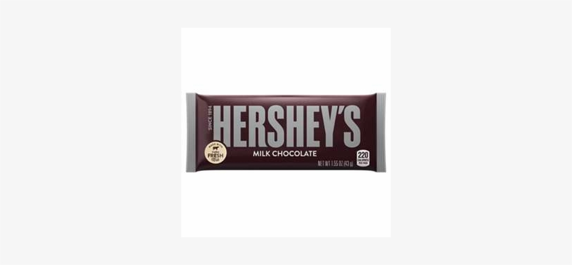 Chocolate Is A Delicacy, That Truly Deserves Only The - Hershey's Milk Chocolate Bar, transparent png #8203526