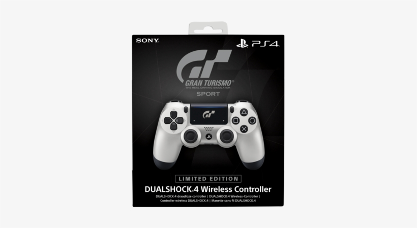 b2ce811b89f Playstation Dualshock 4 Controller Gt Sport Limited - Gran Turismo Sport  Ps4 Controller