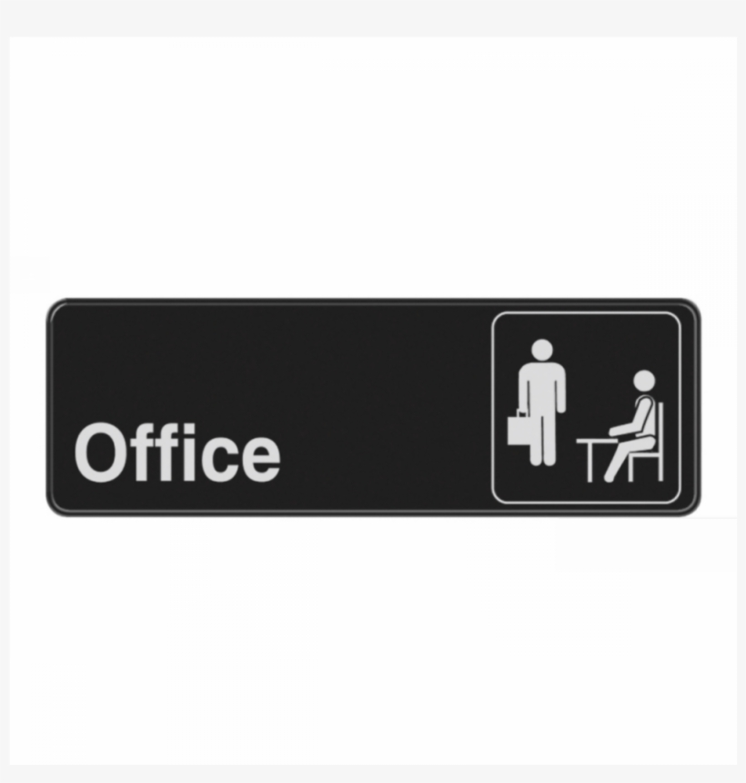 More Views - Office Sign, transparent png #8218580