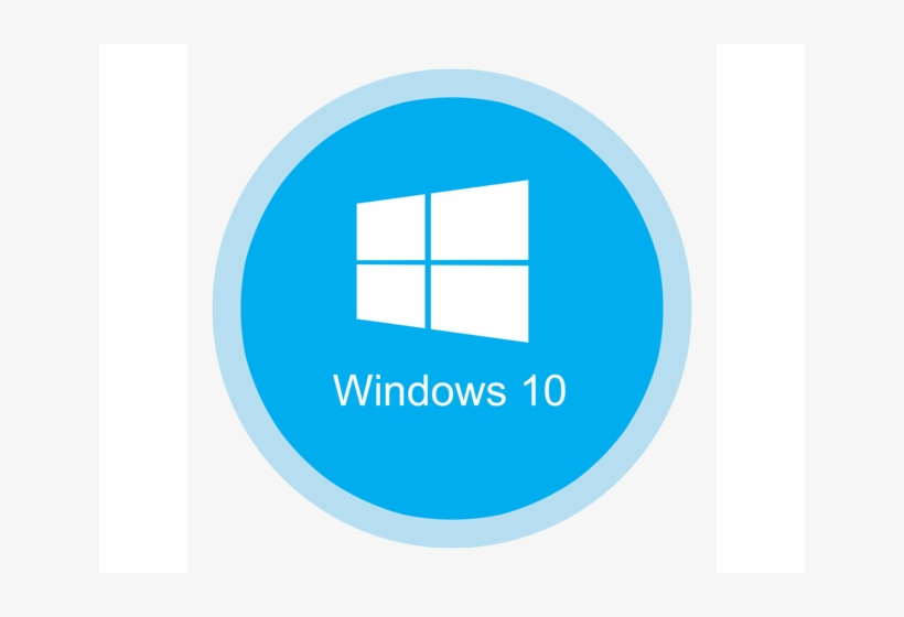 Asus Oem Logo Windows Vector Labs For Ⓒ - Windows 10 Round Logo, transparent png #8231938
