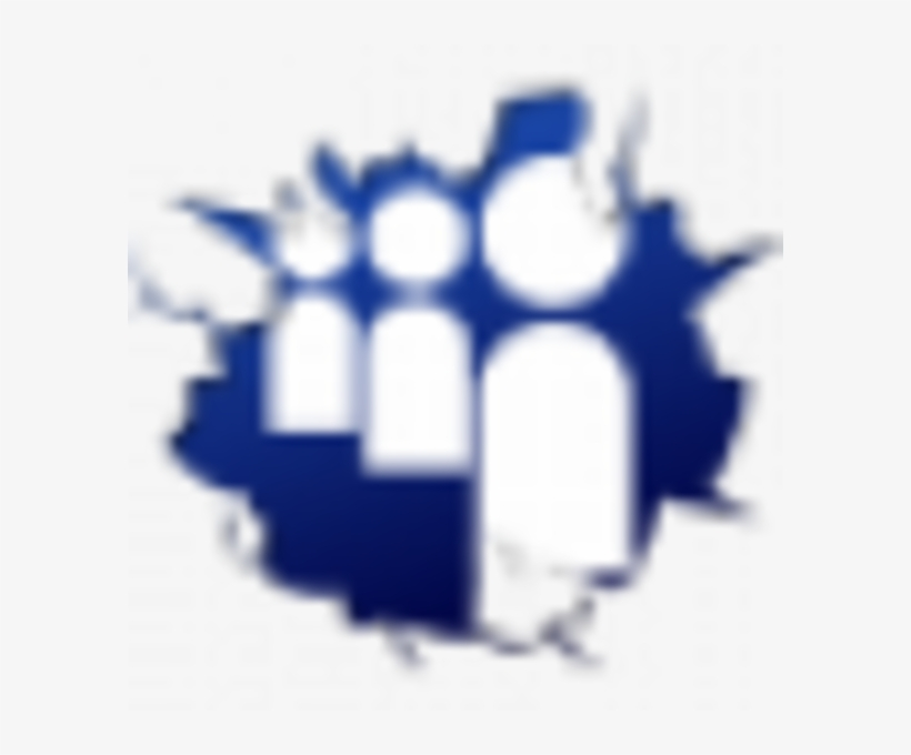 Small - Facebook Icon, transparent png #8239379