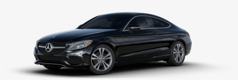 2019 Mercedes Benz Dark Blue C Class Coupe - Mercedes Benz Coupe 2019 Png, transparent png #8251055