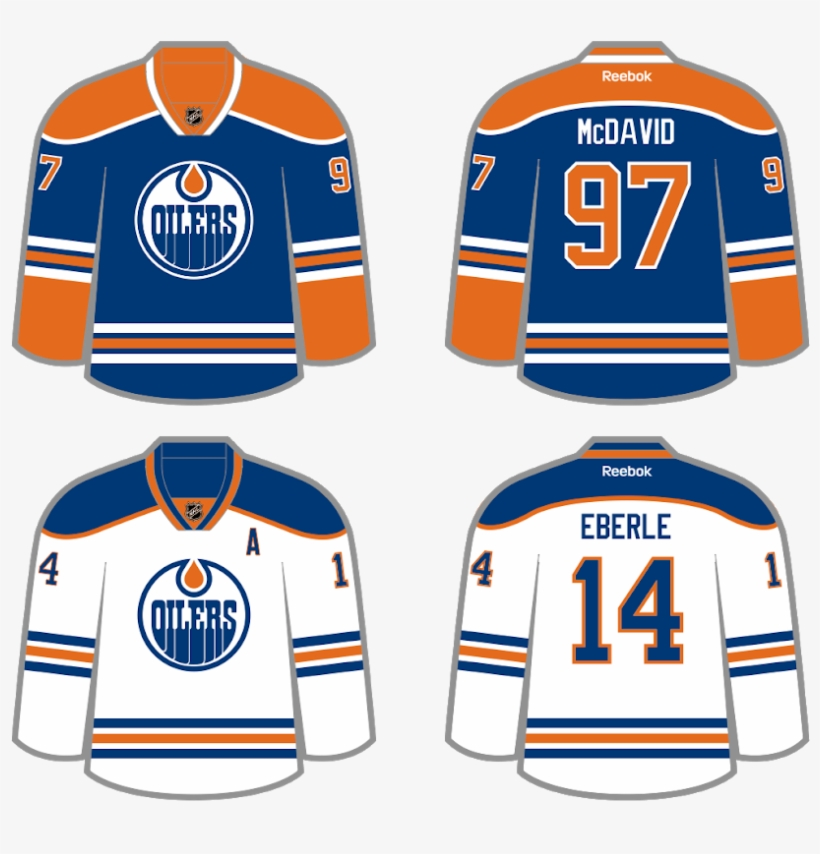 Oilers - Edmonton Oilers, transparent png #8251751