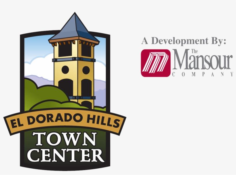 El Dorado Hills Town Center - El Dorado Hills Town Center Logo, transparent png #8252154