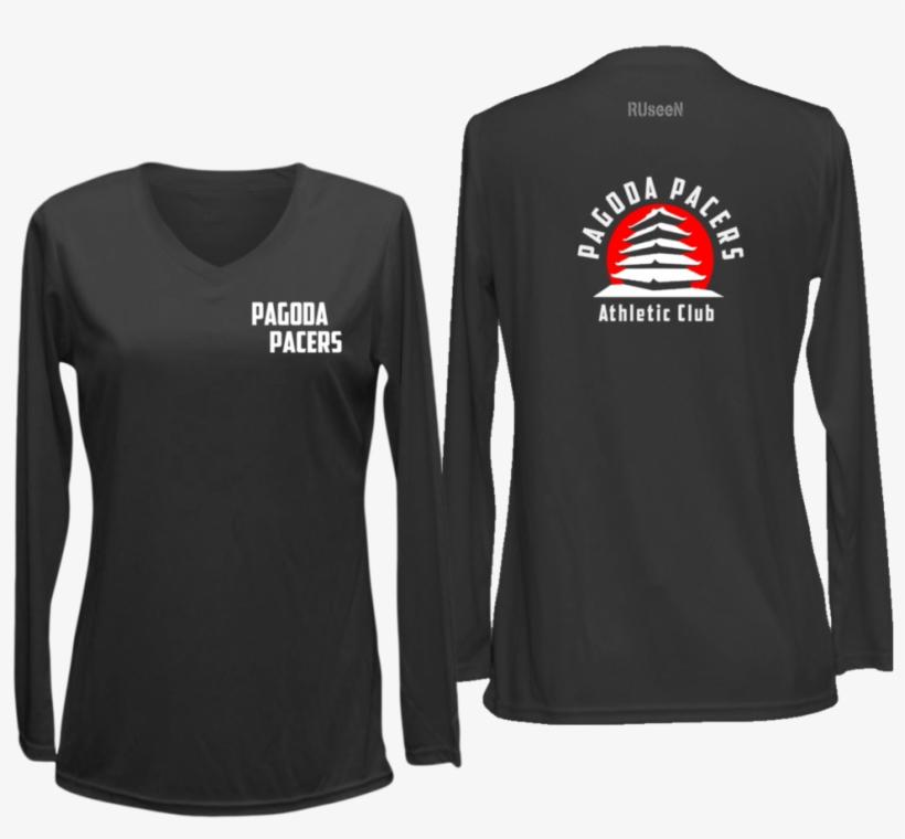 Show Gallery - Long Sleeve Shirt Running Women, transparent png #8267151