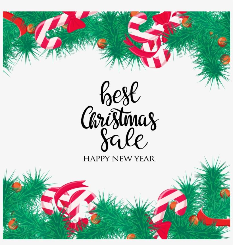 Christmas - Merry Christmas Sale, transparent png #8279103