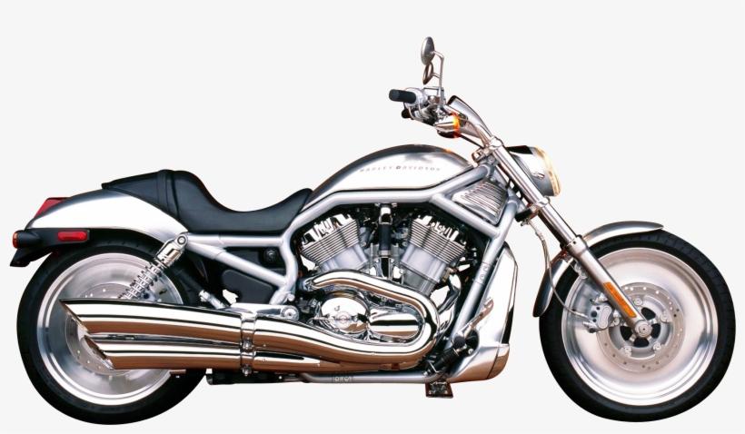 Silver Harley Davidson Motorcycle Bike Png Image - Harley Davidson V Rod 2019, transparent png #8290558