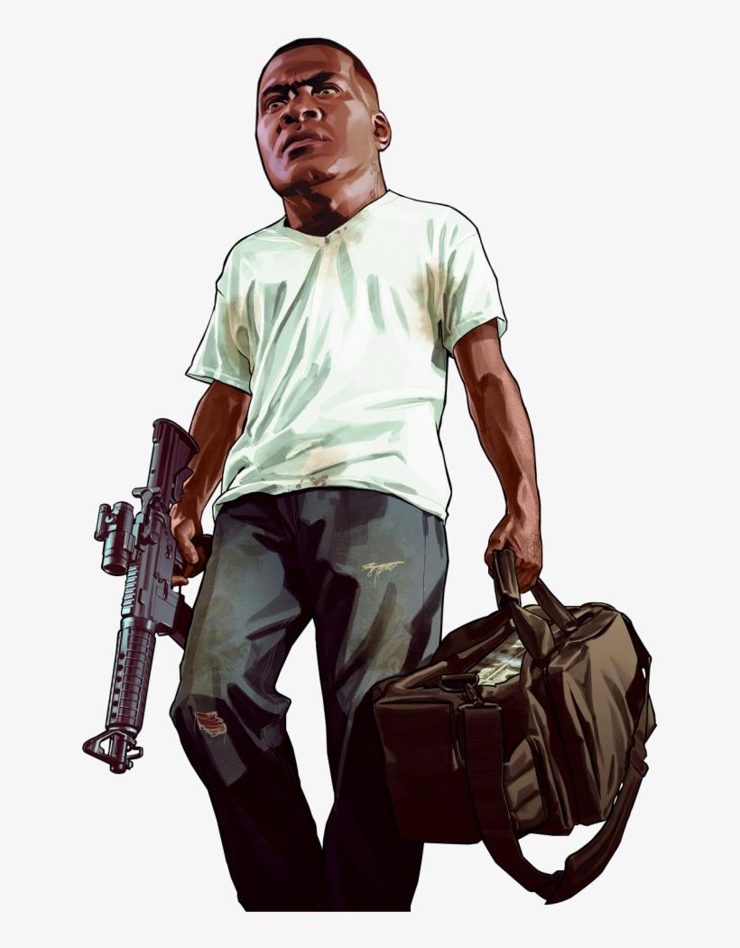 Render Topic - Gta: Grand Theft Auto V (5), transparent png #832115