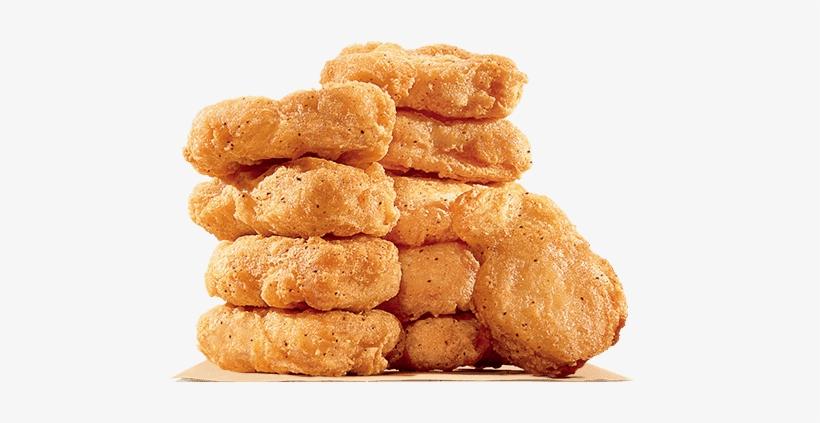 Burger King Chicken Nuggets Chicken Nuggets Burger - Burger King Chicken Nuggets, transparent png #834461
