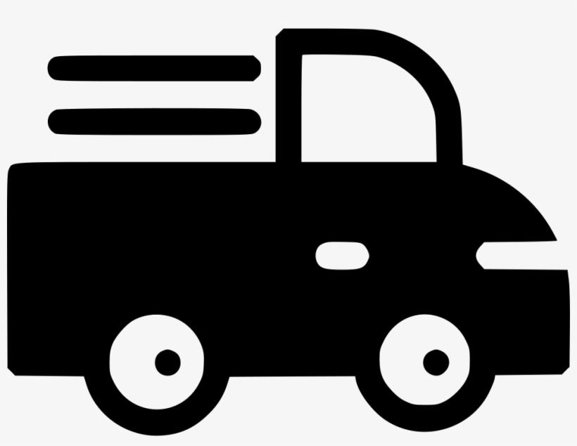Pick Up Truck - Pickup Truck, transparent png #834751