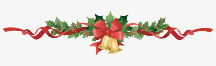 Christmas Holly Border Clipart.Free Christmas Holly Border Png Christmas Garland Clipart