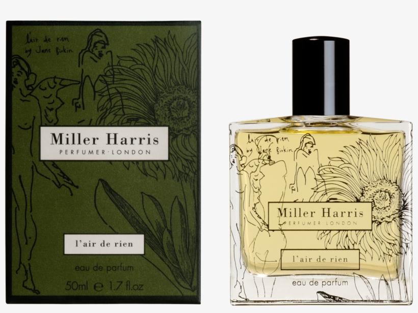 L'air De Rien - Miller Harris L Air De Rien Perfume, transparent png #837028