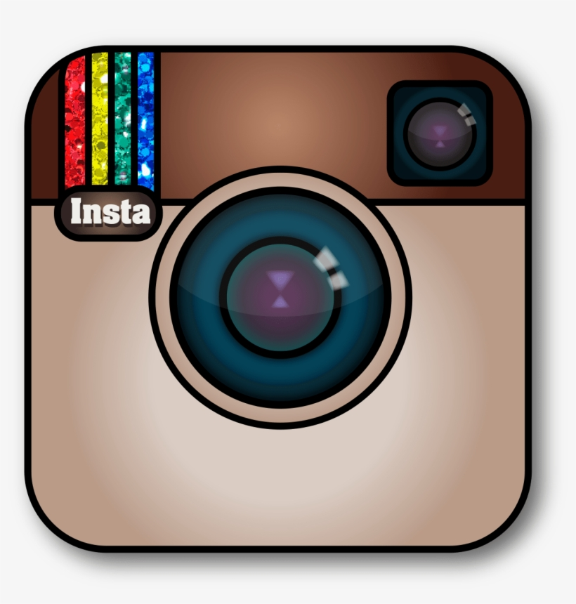 Instagram cute. Clipart transparent drawing