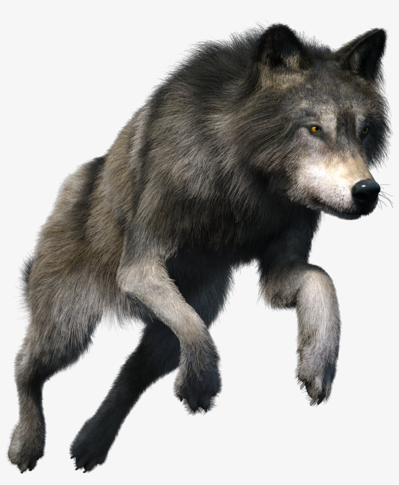 Howling Wolf Clipart Free - Wolf - Free Transparent PNG ...