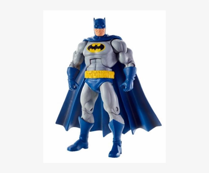 "Mattel Dc Comics Multiverse 6"" The Dark Knight Returns - Dc Multiverse Dark Knight Returns Batman, transparent png #838266"