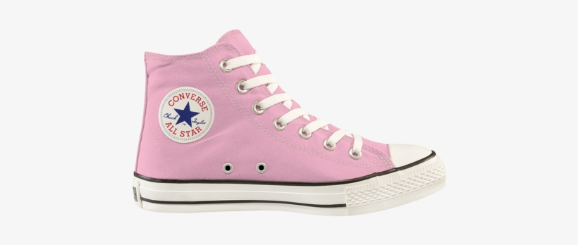 Chuck Taylor All Star Baby Pink - Converse All Star, transparent png #838316