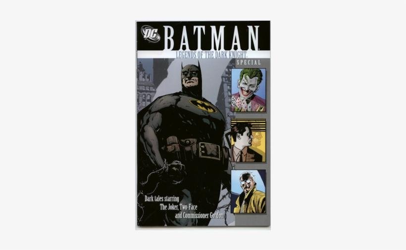 Купете Comics Batman Legends Of The Dark Knight Special - Batman: Legends Of The Dark Knight Special, transparent png #838882
