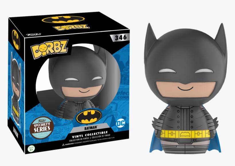 Dark Knight Returns - Batman: Dark Knight Returns - Batman Cybersuit Dorbz, transparent png #838953