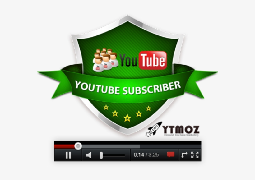 Buy Youtube Channel Subscribers - Youtube, transparent png #839355