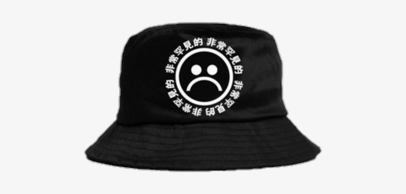 27a1ec0e5807a Photo - Sad Boys Bucket Hat - Free Transparent PNG Download - PNGkey