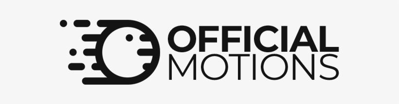 Official Motions - Graphic Design, transparent png #839420