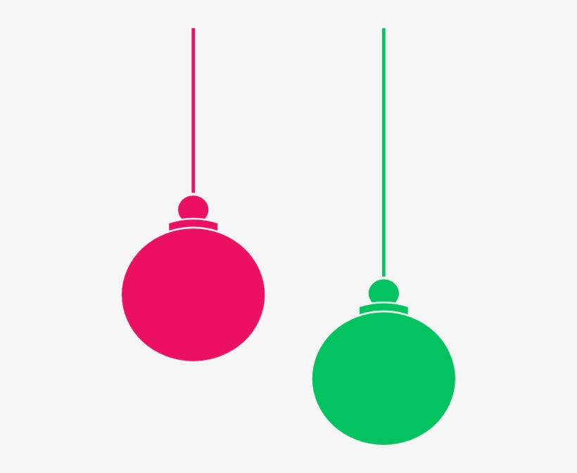 Picture Free Stock Clip Art At Clker Com Vector Online - Christmas Balls Vector Png, transparent png #839791