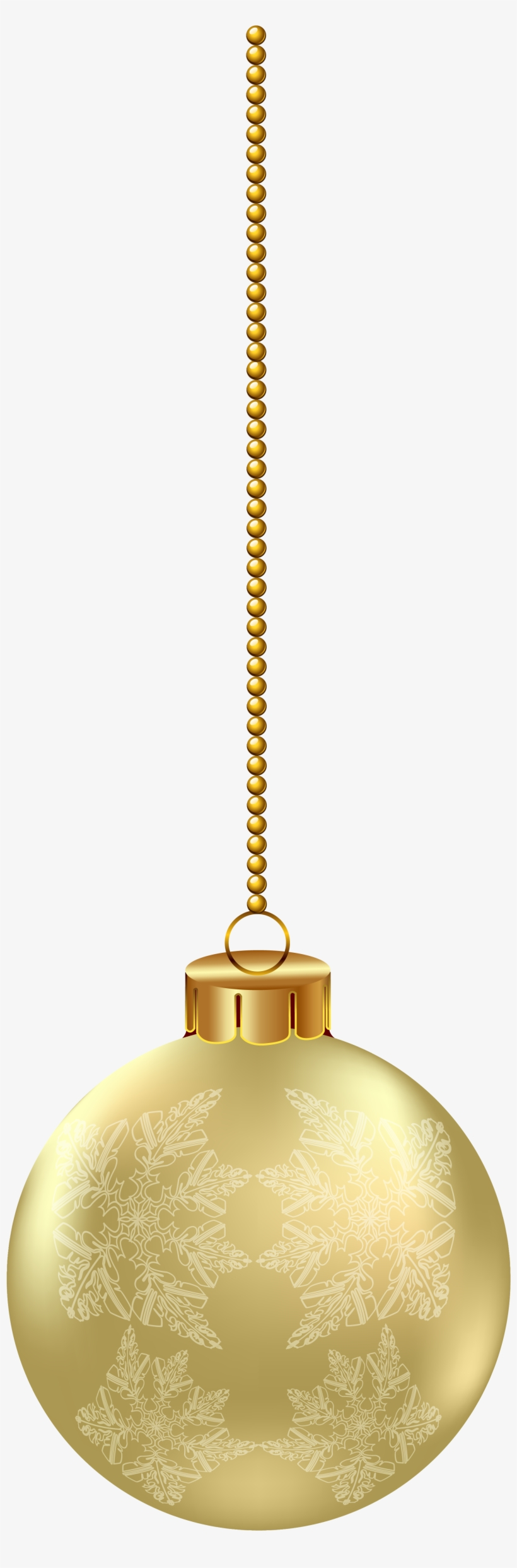 Hanging Christmas Ornament Png Clipart Image, Is Available - Hanging Christmas Ornament Png, transparent png #839874