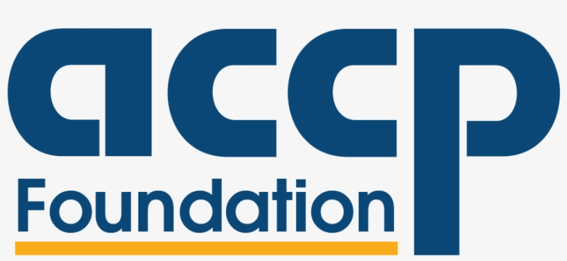 The Accp Foundation Sincerely Thanks All Of Its 2018 - American College Of Clinical Pharmacology, transparent png #8306490