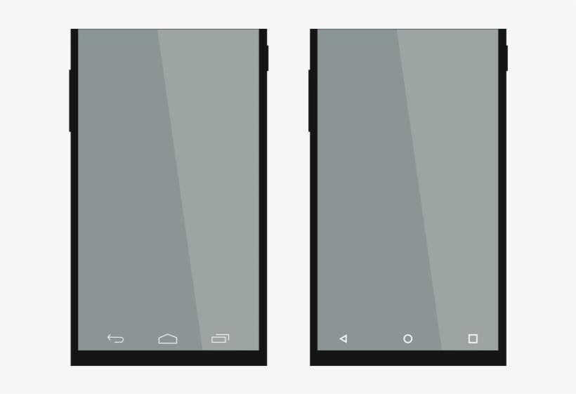 Samsung Mobile Phone Clipart Frame Png - Smartphone, transparent png #8306707