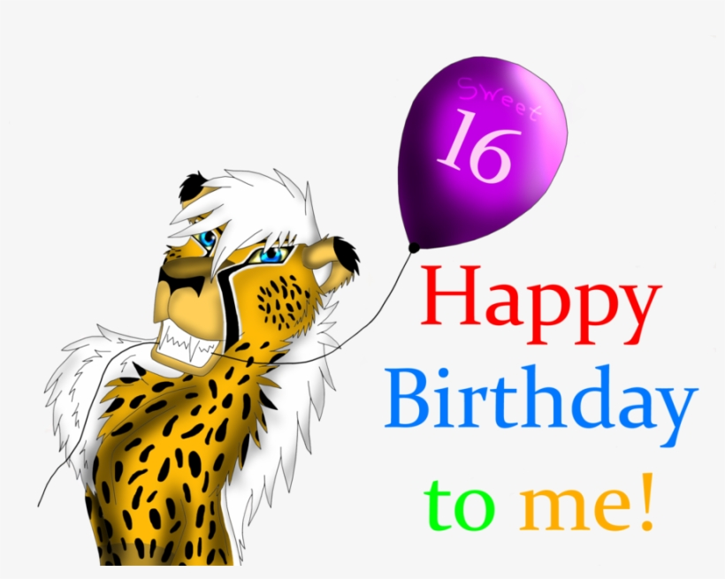 Happy Birthday To Me By Thealess - Happy 86th Birthday Mom, transparent png #8308333