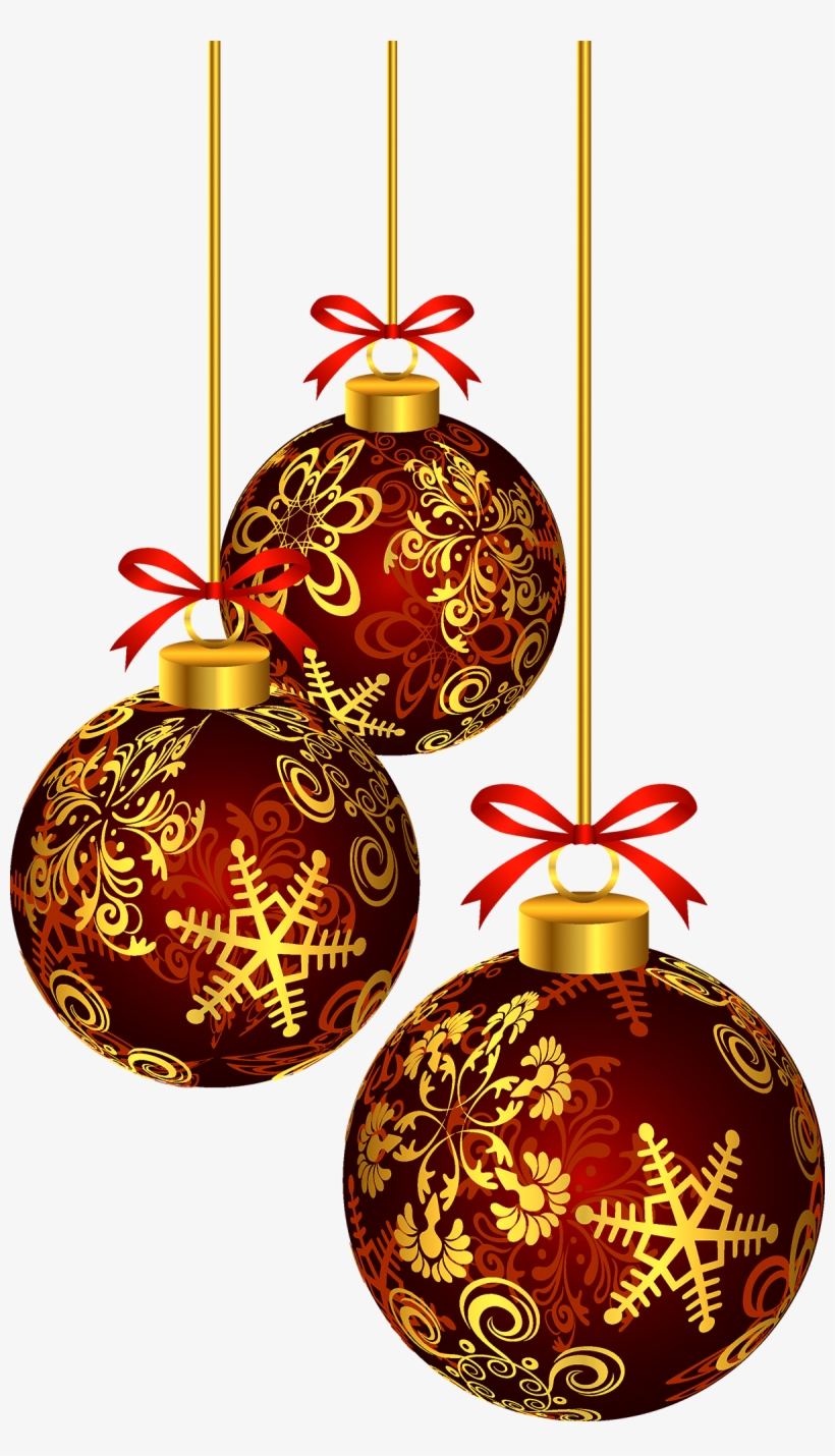 Pin By Pngsector On Christmas Png & Christmas Transparent - Christmas Ball Images Png, transparent png #8310674