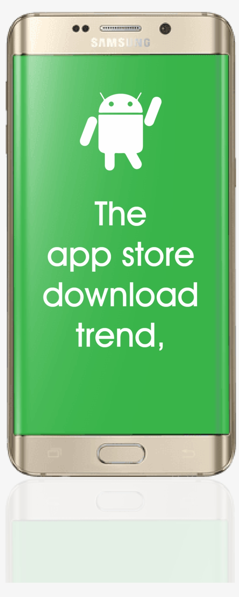 New Zealand 's Digital App Store Trends And Future - Rose Gold Vs Millennial Pink, transparent png #8320223