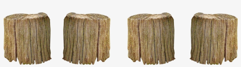 Hauklötze Wood Wood Chop - Chopped Tree Trunk Transparent, transparent png #8337327