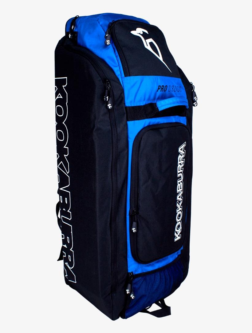Kookaburra Pro D3000 Duffle Cricket Bag, transparent png #8341839