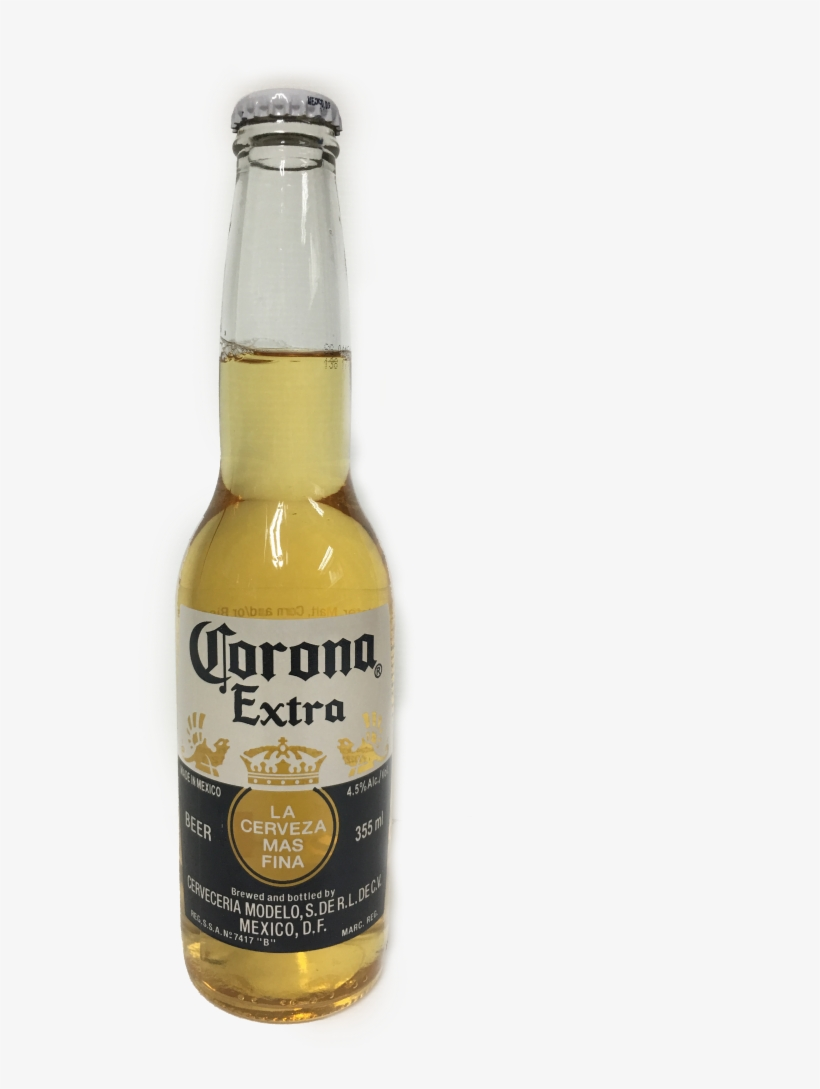 Corona Beer Bottle Png - Corona Extra - Free Transparent PNG