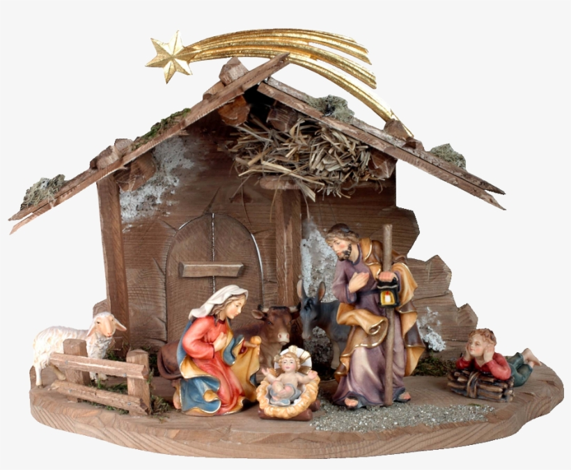 Nativity Scene, transparent png #8364270