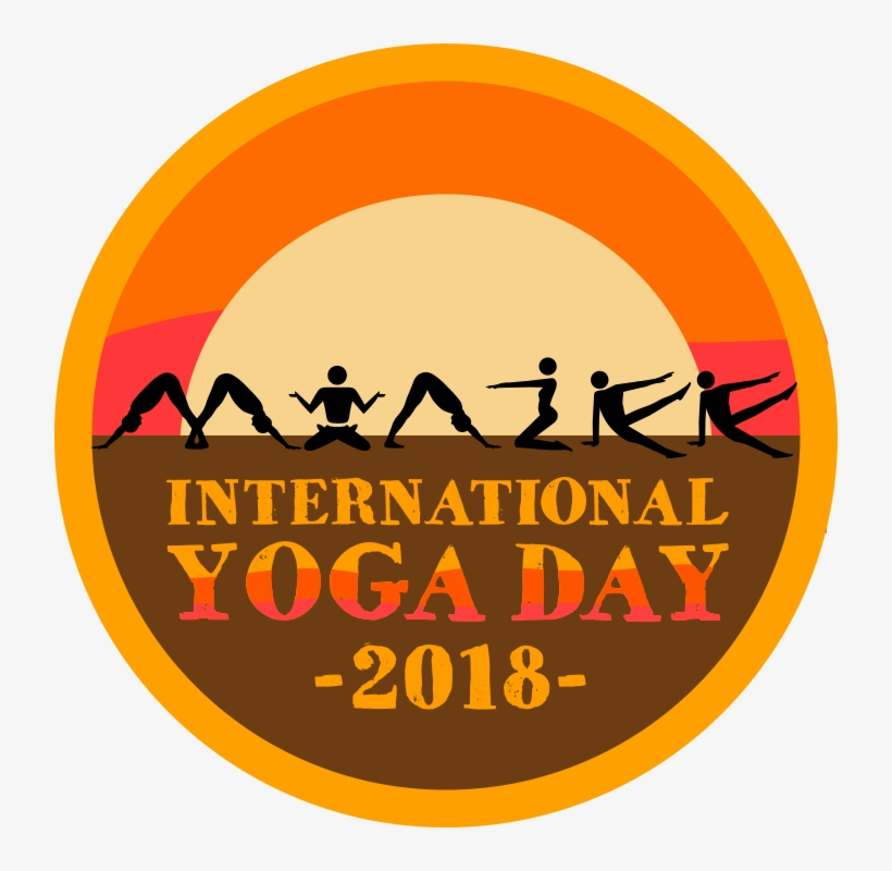 You Can Earn A Badge For Capturing One Yoga Pose Special - Yoga Day, transparent png #8378505