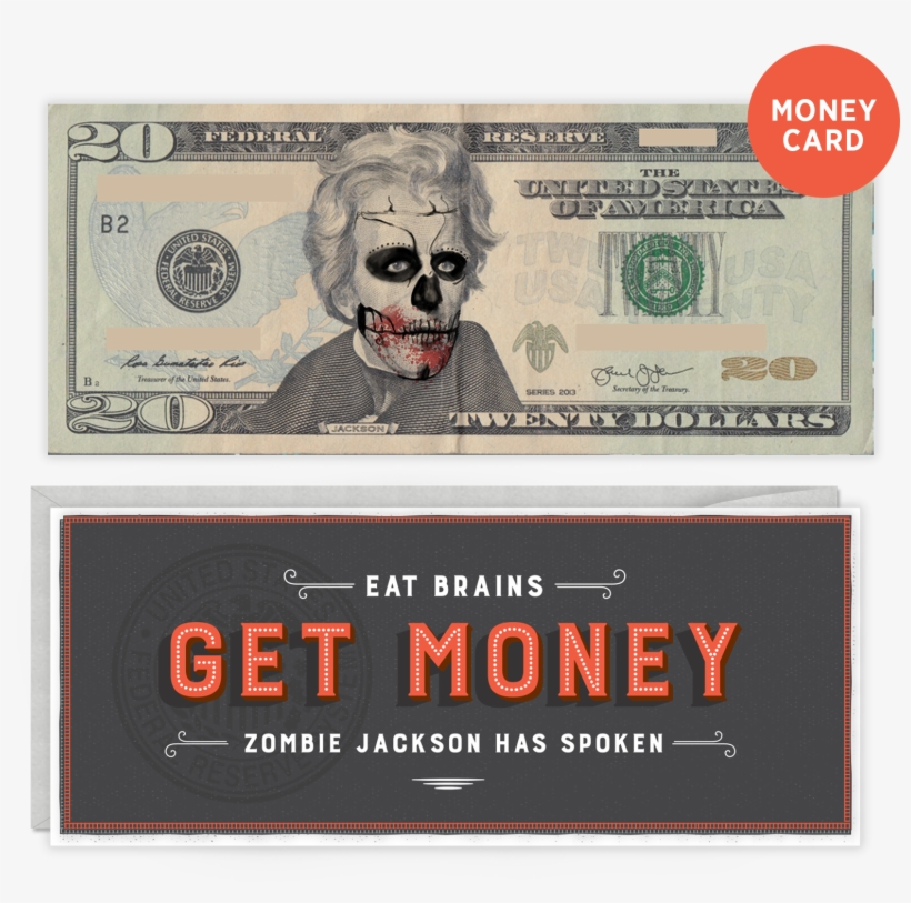 A Transparent Cover With Illustration Transforms A - Tell A Fake 20 Dollar Bill, transparent png #8380274