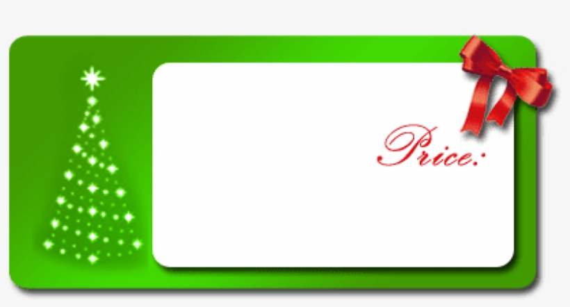 Free Png Best Stock Photos Christmas Bow Frame Neon - Christmas Decoration, transparent png #8388533