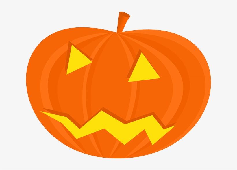 Ghost Halloween, Vegetable, Food, Pumpkin, Ghost - Clip Art Jack O Lantern, transparent png #8391222