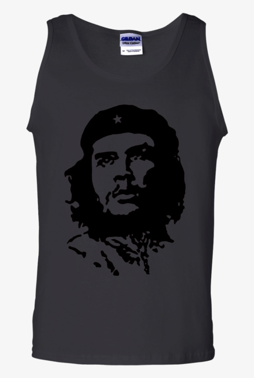 Che Guevara Tank Top - Help More Bees Plant More Trees, transparent png #8392898