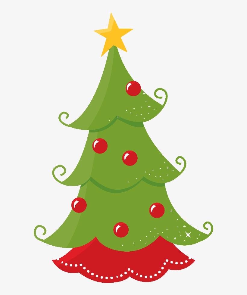 Natal Png - Arvore De Natal Png Desenho, transparent png #8397505